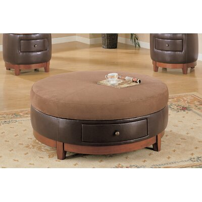 Leather Amp Faux Leather Coffee Tables You Ll Love In 2020