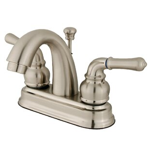 Kingston Brass Centerset Bathroom Faucet wit..