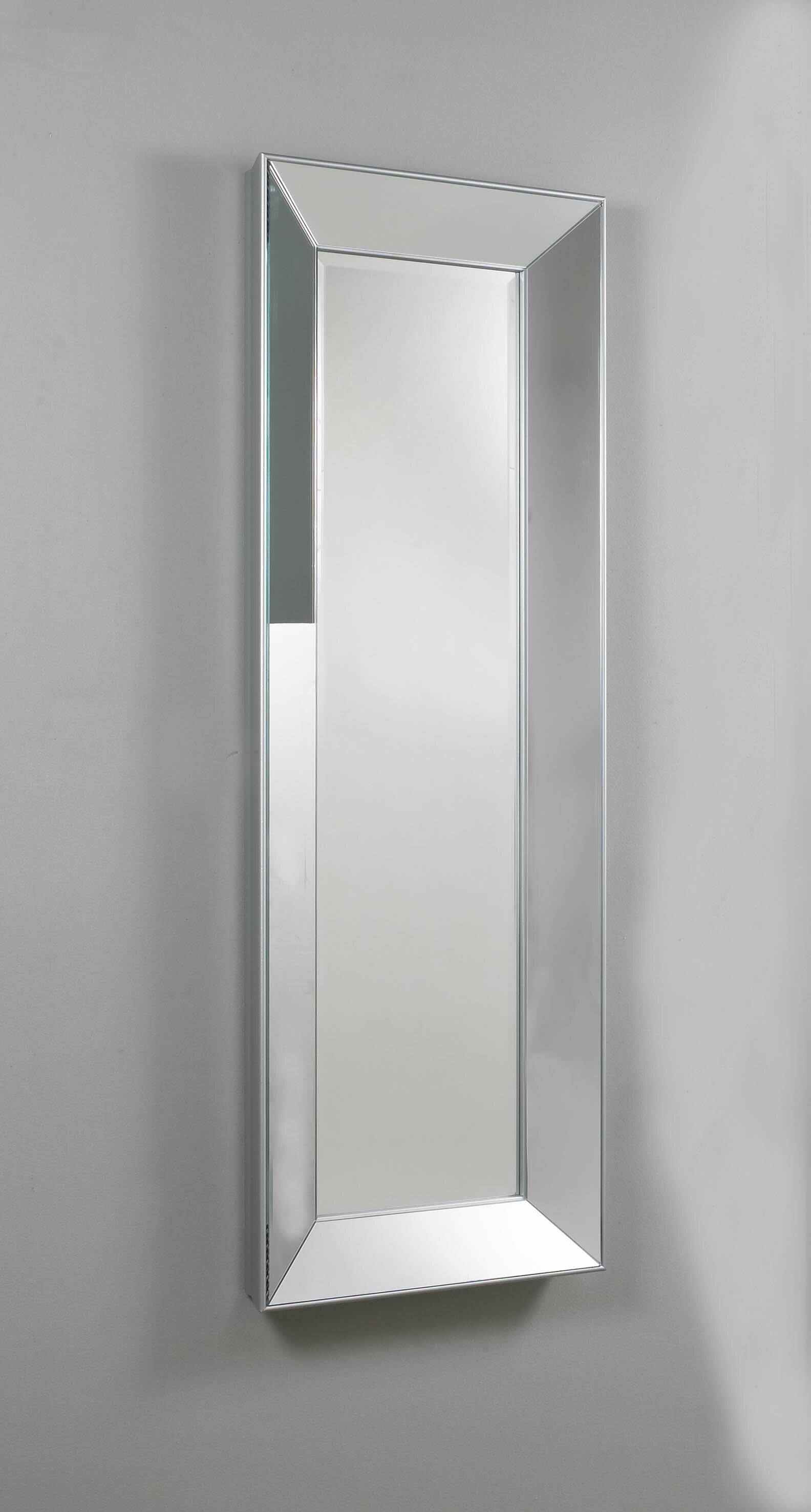 Hokku Designs Wandspiegel Monaco & Bewertungen | Wayfair.de