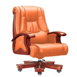 Red Barrel Studio Dasilva Executive Chair