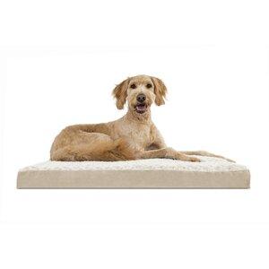Nap Ultra Plush Deluxe Memory Foam Dog Mat
