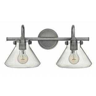 Greyleigh Sondra 2-Light Vanity Light