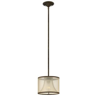 Red Barrel Studio Roaden 1-Light Drum Pendant