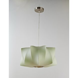 Legion Furniture 1-Light Geometric Pendant