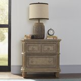 Mckelvey 2 Drawer Nightstand by Darby Home Co