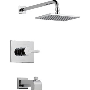 Great choice Vero Tub and Shower Faucet with Lever Handles and Monitor ByDelta