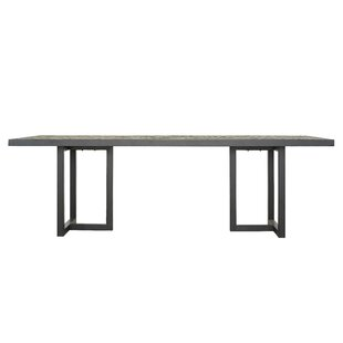 Raina Rectangular Dining Table by 17 Stories