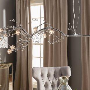 Willa Arlo Interiors Silvestre 10-Light Novelty Chandelier