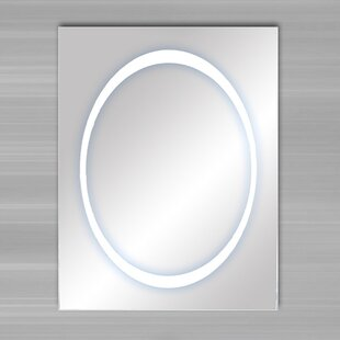 Order Aria 19.7 X 24.8 Surface Mount Medicine Cabinet with LED Lighting ByMTD Vanities