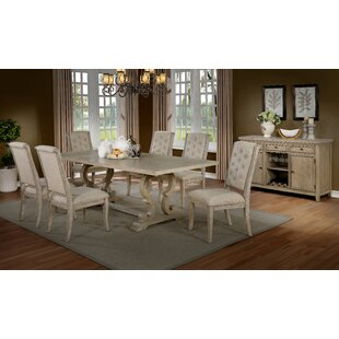 Zechariah 7 Piece Dining Set