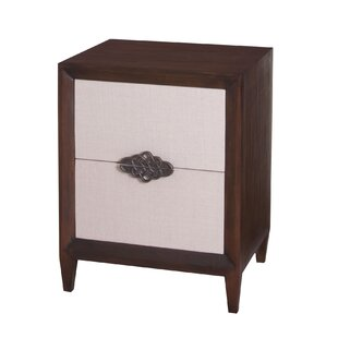 Aiken 2 Drawer Accent Chest by Canora Grey
