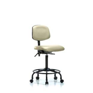 Symple Stuff Sky Round Tube Base Ergonomic Office Chair