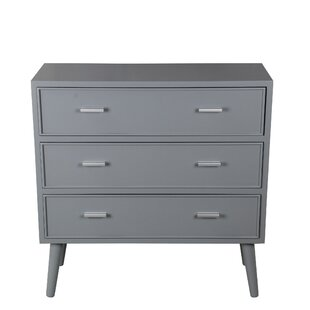 Scituate 3 Drawer Accent Chest..