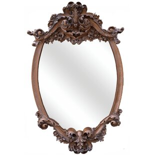 Hickory Manor House Lille Ornate Wall Mirror