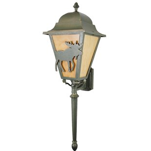 Penfield 3-Light Outdoor Sconce by Alcott..