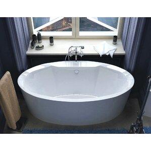 Air Bathtubs You\'ll Love | Wayfair