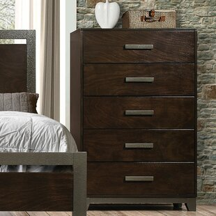Claremore 5 Drawer Chest by Ivy Bronx