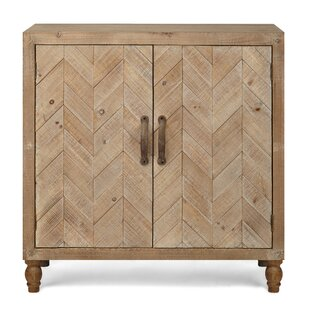 Galaz 2 Door Accent Cabinet by Bungalow Rose