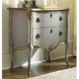 French 2 Drawer Dresser by Hooker Furniture