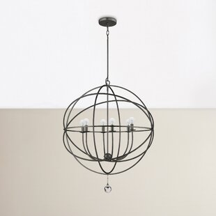 Gregoire 6-Light Globe Chandelier
