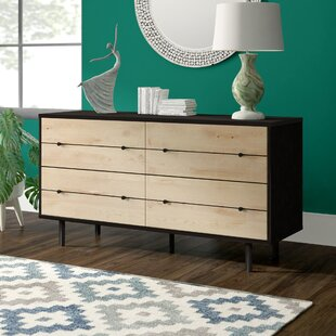 Bookout 4 Drawer Double Dresser