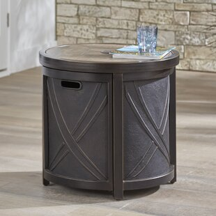 Helm Aluminum Side Table