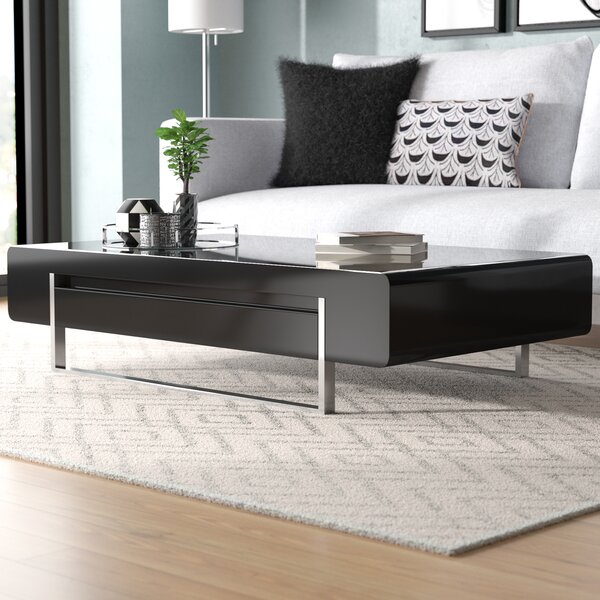 Modern Contemporary Low Coffee Tables Allmodern