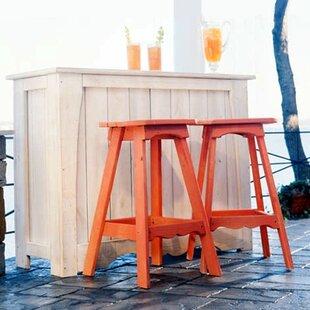 Companion 3 Piece Bar Set by Uwharrie Chair