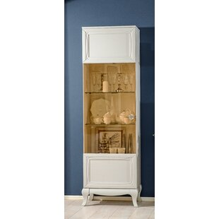 Coen Standard Curio Cabinet By Lily Manor