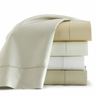 Peacock Alley Soprano 420 Thread Count Cotton Fitted Sheet