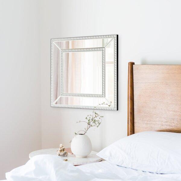 Mirrored Frame Mirror Wayfair