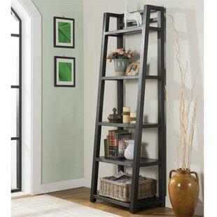 Arbyrd Leaning Ladder Bookcase Greyleigh