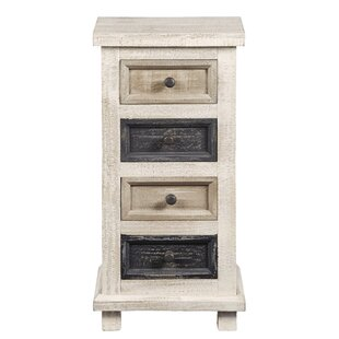 Cortese 4 Drawer Accent Cabinet by Highland Dunes