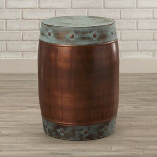 Funon Grand Durable Stool by Trent Austin Design