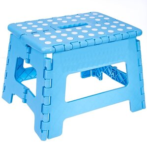 Handy Folding Step Stool by Imperial Home