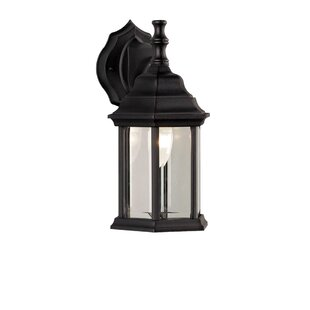 Compare Ken 1-Light Outdoor Wall Lantern By Whitfield Lighting