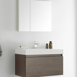 "Custom Bathroom Vanities Nj 31""- 35"" bathroom vanities you'll love 