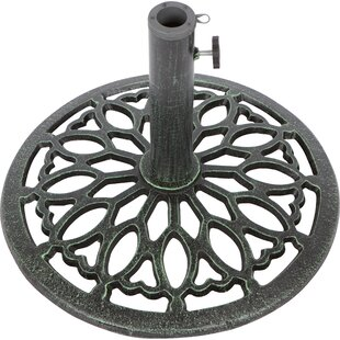 Garwood Cast Iron Umbrella Base