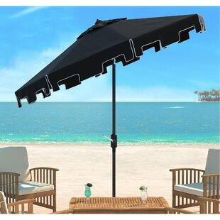 Holice 8' Drape Umbrella by Bay Isle Home No Copoun