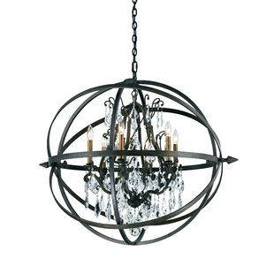 One Allium Way Caseareo 6-Light Pendant