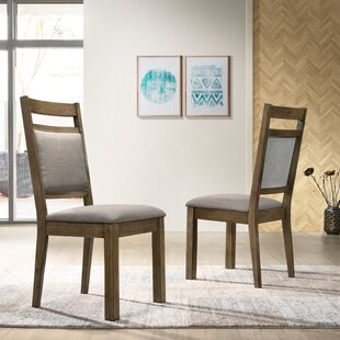 Colmont Side Chair (Set of 2) by Gracie O..