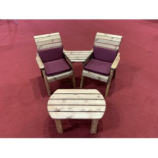 Review Garrett 2 Seater Conversation Set