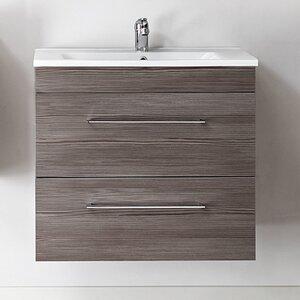 Belfry Bathroom 80 cm Wandmontierter Waschtisch Pilat
