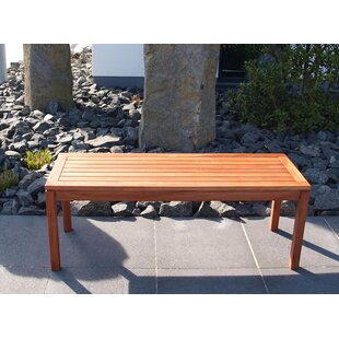 Review Garden Bench Made Of Solid Wood