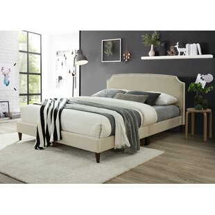 Kettler Upholstered Platform Bed By ClassicLiving
