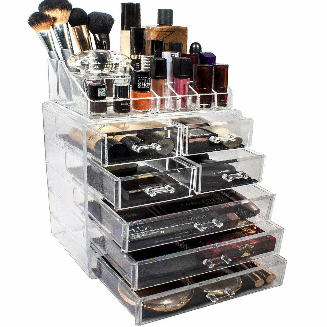 makeup cosmetic organizer reviews joss main