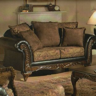 Best Price Oswego Wood Loveseat by Astoria Grand Reviews (2019) & Buyer's Guide