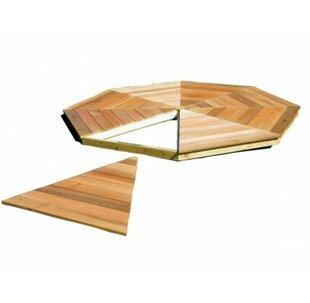 San Marino Octagonal Small Floor Kit by Handy Home