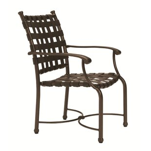 Sorrento Stacking Patio Dining Chair by Tropitone #2