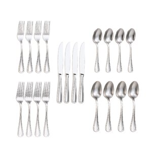 Ryals 20-Piece Flatware Set, Service for 4